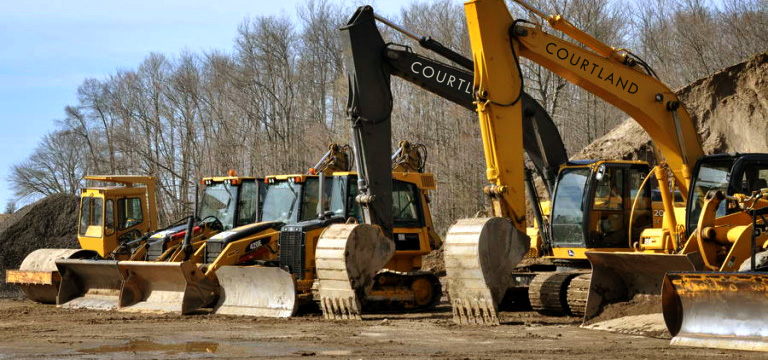 Excavating, Bulldozing and Backhoe Services