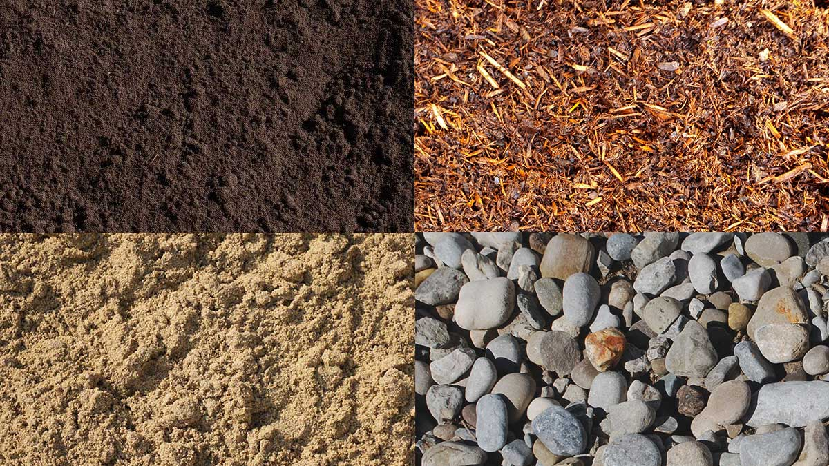 Professional Grade Landscape Supplies